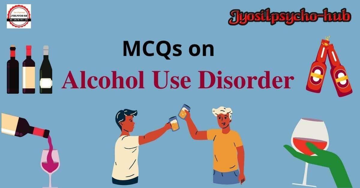 Alcohol use disorder (jyosilpsycho-hub)