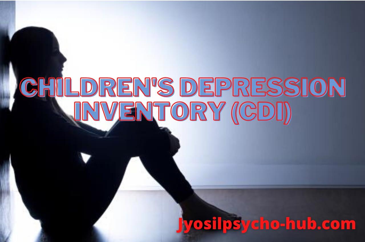 Children's Depression Inventory (CDI)