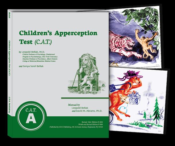 Chieldren's apperception test